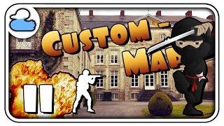 Ente goes wild - CS:GO - Custom Maps #11 - Let