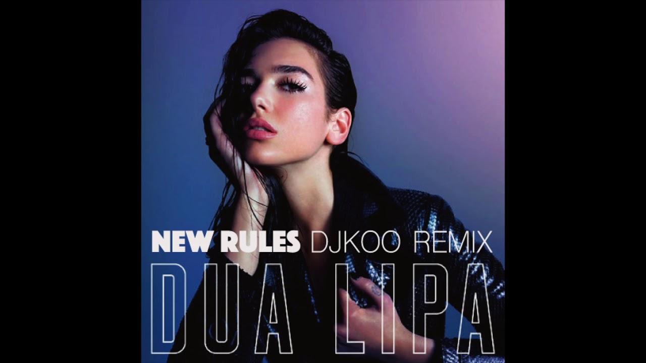 DUA LIPA NEW RULES DJ DARK MD DJ REMIX СКАЧАТЬ БЕСПЛАТНО