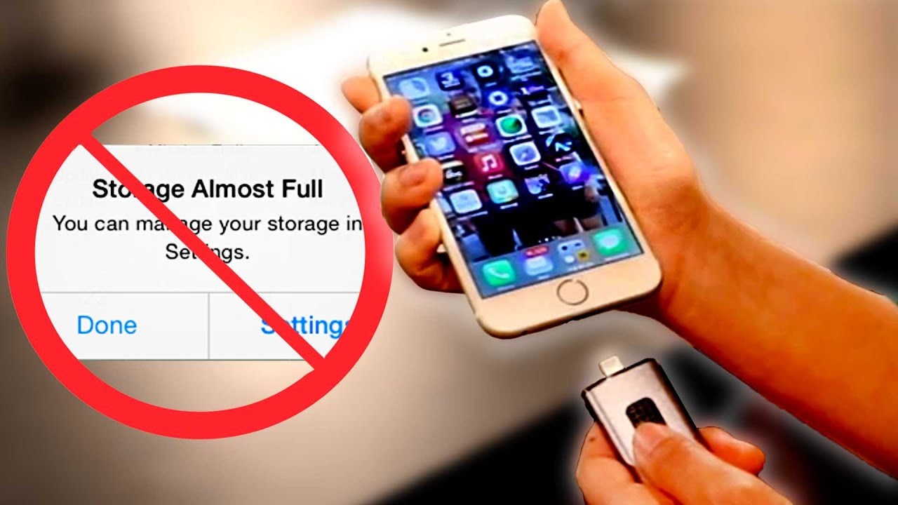 how to have more storage on iphone how to easily increase any iphone s storage adds 8071