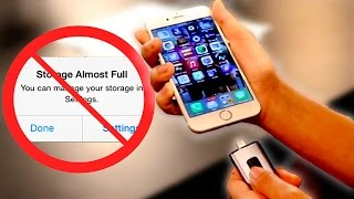 How To EASILY Increase ANY iPhone/iPad's Storage - Adds 64GB More Storage!