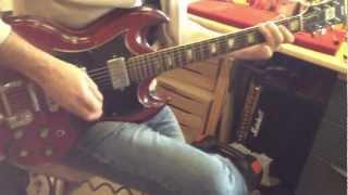 VENDUE Guitar Select LYON 70' Ampeg Stud