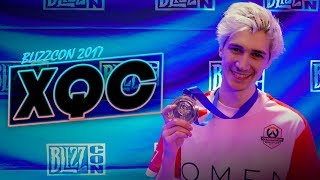 XQC talks Canada's run at Overwatch World Cup, OWL, winning MVP, and his social media worries