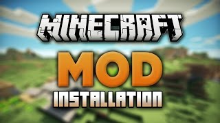 Wie kann man in Minecraft Mods installieren??? 1.x Version