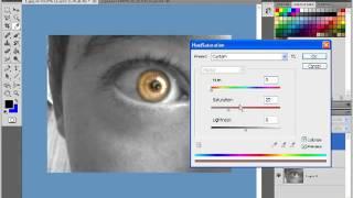 интересен ефект с фотошоп видео урок   Uroci net   Безплатни компютърни уроци