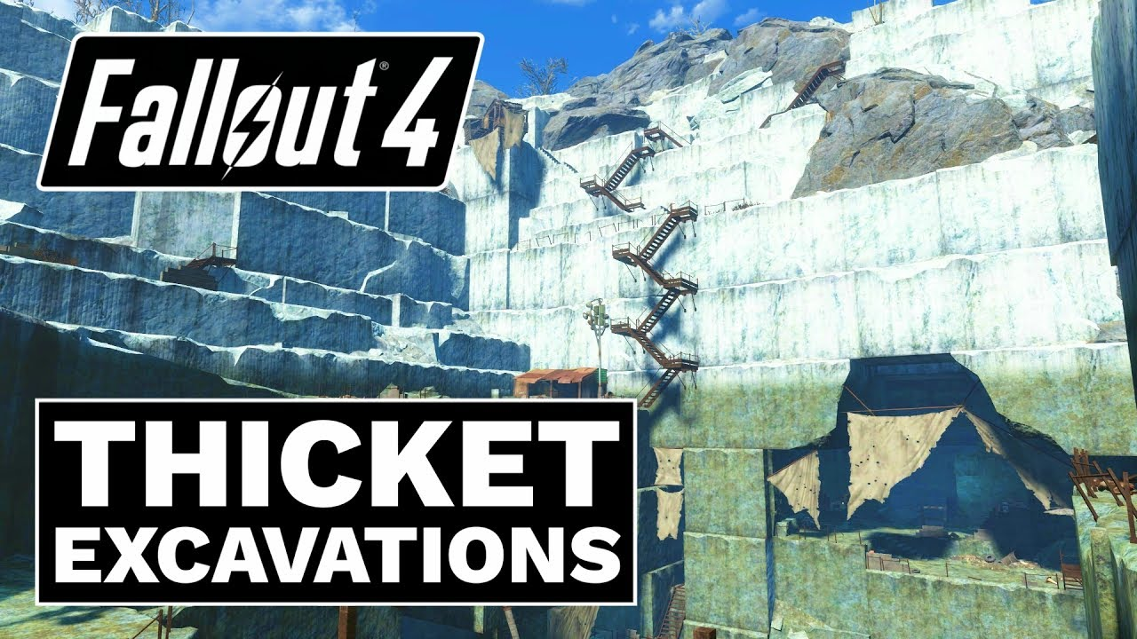 fallout 4 thicket excavations