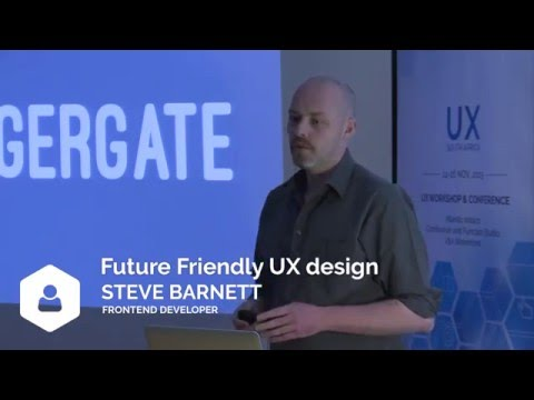 Steve Barnett - Future Friendly UX Design - Too Hot To Burger #Burgergate