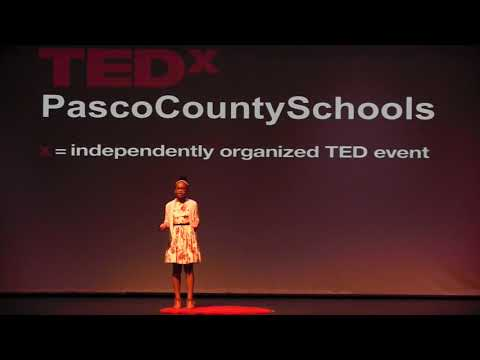 TEDx Talks: Don't Ever Give Up: Kechi Okwutchi   Alyssa Fougere   TEDxPascoCountySchools