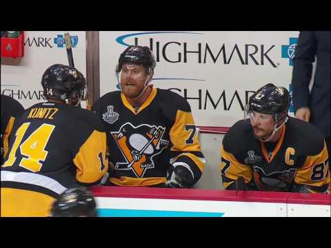 San Jose Sharks @ Pittsburgh Penguins. Stanley Cup Final Game 2 CBC