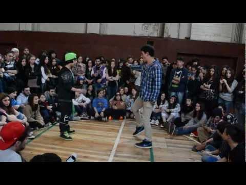 El-Dub Fight - Gege Vs Andro
