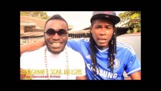 soul jah love [2014] hapana asingade - body slam riddim