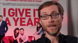 I Give It A Year - Stephen Merchant Introducing Official Trailer
