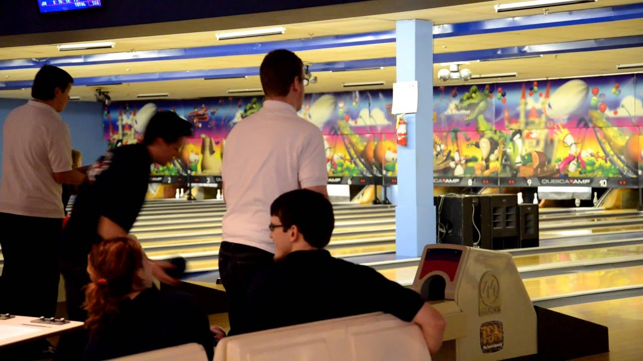 5 Pin Bowling Youtube Fill In The Blank Muscle Diagram A Double For Scott Two Strikes Row