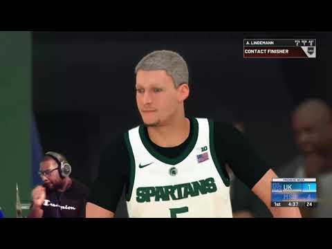 """NCAA Basketball 2K20! EP. 1/ MSU Season 1 """"Laying the Foundation"""""""