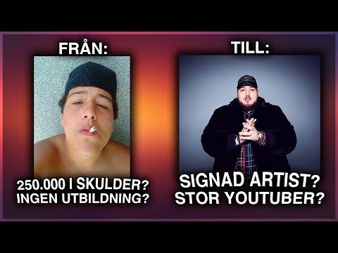 HUR JAG GICK FRÅN SKULDSATT TELEFONFÖRSÄLJARE TILL SIGNAD ARTIST