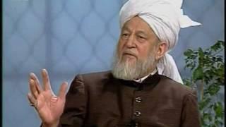 Liqa Ma'al Arab 27 November 1997 Question/Answer English/Arabic Islam Ahmadiyya