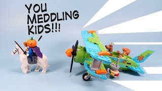 Scooby-Doo! Lego Mystery Plane Adventures Build and Review