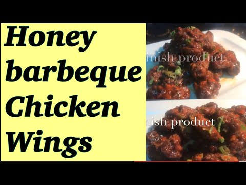How to make honey bbq chicken wings