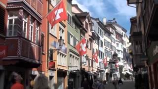 Швейцария Цюрих Достопримечательности.ВОТ ЭТО КРУТО  !!!(, 2014-12-04T07:02:44.000Z)