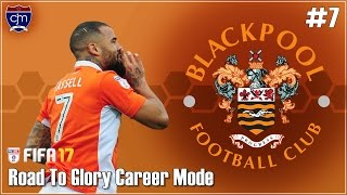 FIFA 17 Blackpool Road To Glory: Talenta Muda Asal Jepang #7 (Bahasa Indonesia)