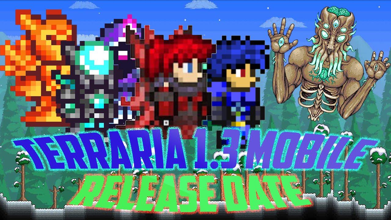 Terraria release date in Melbourne