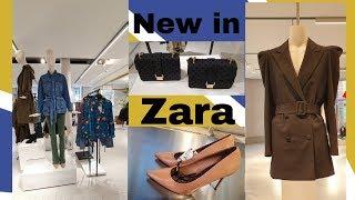 Zara   New in Zara September 2019 Collection   Zara new in   Ladies Collection