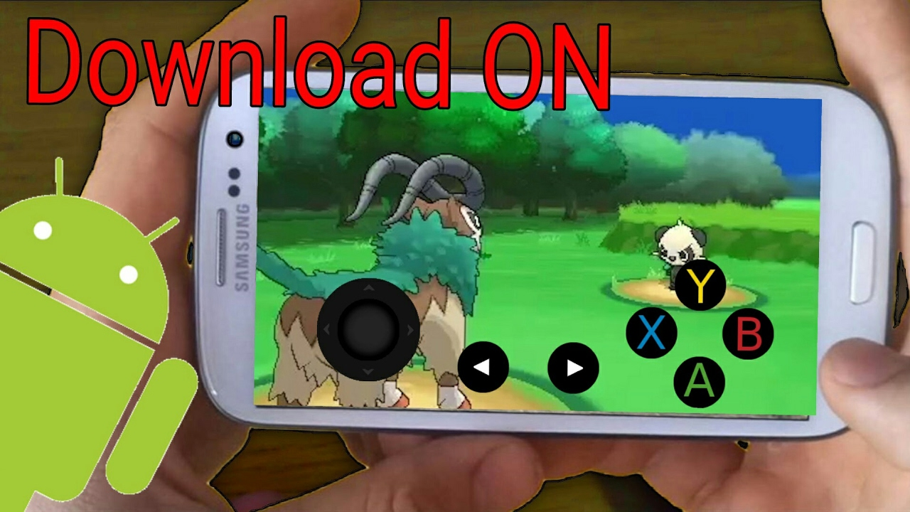how to play pokemon on my android phone