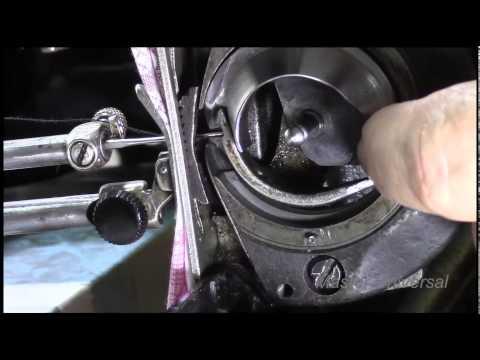 Швейная машина Подольская. Обрыв верхней нити. Причины и ремонт.Ч.2.Видео №73.
