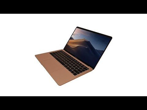 Apple 2018 Macbook Air 13 3 Intel Core I5 8gb Ram 128g Youtube