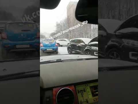 ДТП на Карла Либкнехта 34