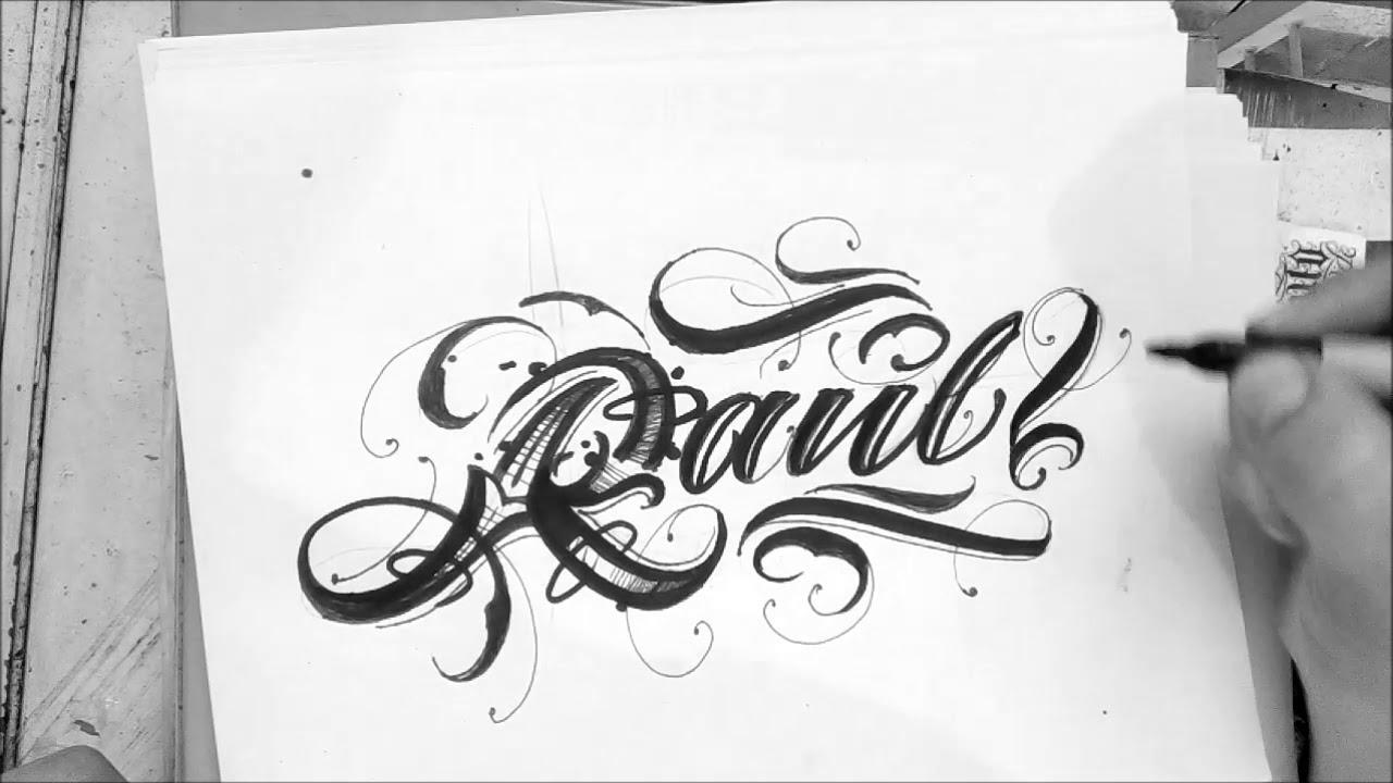 Letras para tatuar