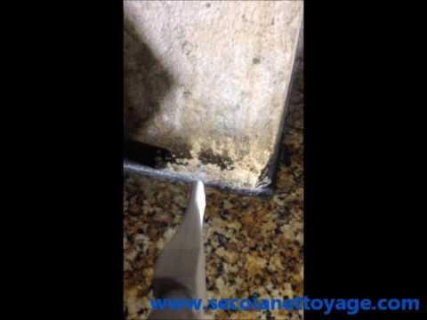 nettoyage cryog nique des murs en pierre du hall de la gare de bordeaux youtube. Black Bedroom Furniture Sets. Home Design Ideas