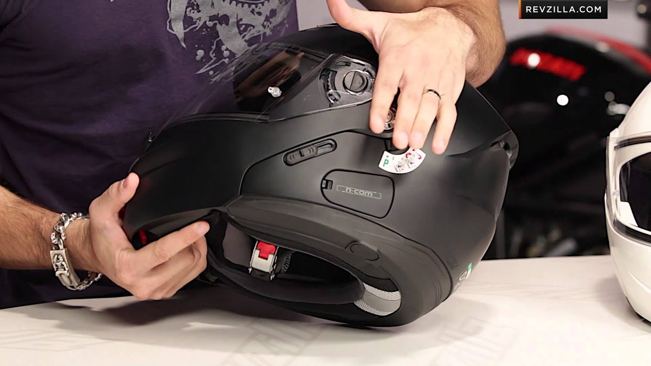 Nolan N91 Helmet Review At Revzillacom Youtube