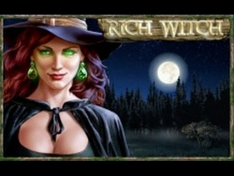 HUGE MEGA BIG WIN | Rich Witch Bonus | Novamtic Games