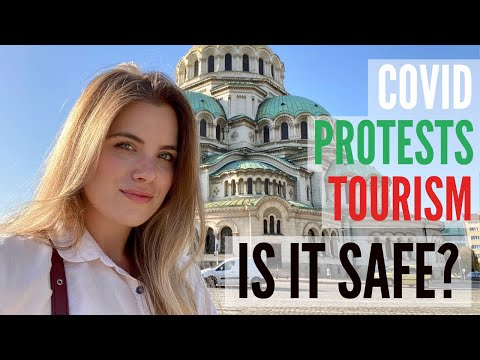 Should you travel to SOFIA, BULGARIA? | Cost, Safety + Attractions