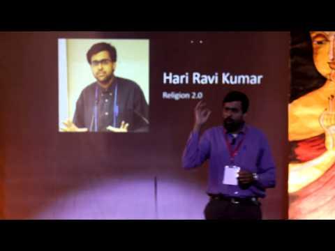 Religion 2.0 | Hari Ravi Kumar | TEDxJUIT