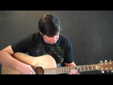 Peter Wilkinson original fingerstyle guitar Return of an Old Friend