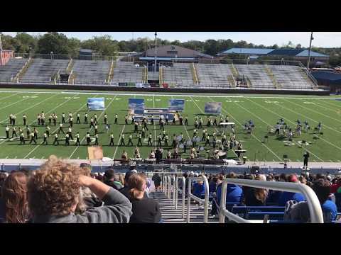 North Vermilion High School Marching Band Sulphur Festival 2019