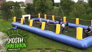 Smooth Competition by BRISK MATE - Ep. 20 - Real Foosball