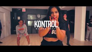 KONTROL - Maleek Berry | Dance Choreography @Bizzyboom | Millennium Dance Complex