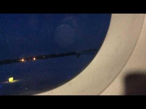 Allegiant flight 1671 Emergency landing at Rockford, IL Airport