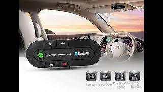 Bluetooth 4.2 автомобильная гарнитура беспроводная EDR громкая связь Enklov