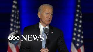 Download lagu Joe Biden's full speech after becoming president-elect