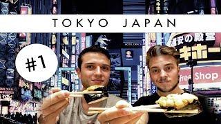 FIRST TIME IN JAPAN  - Tokyo Trip 2018 - #1 (ITA)