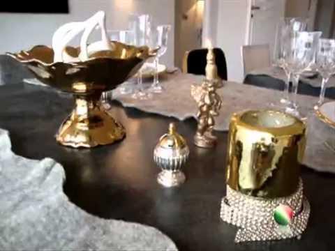 Natale come arredare casa per le feste youtube for Arredamento particolare per la casa
