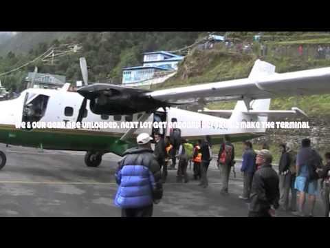 Trek Prep & flight to Lukla
