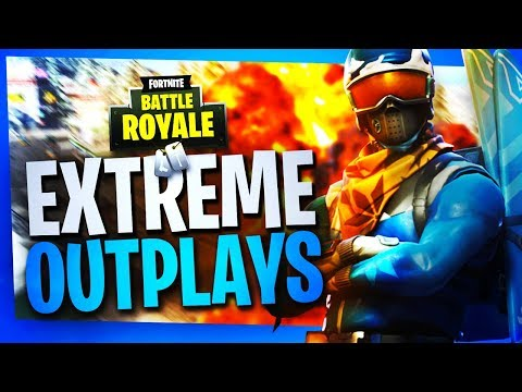 EXTREME OUTPLAYS! - Fortnite Daily Win #6 | #SoaRRC
