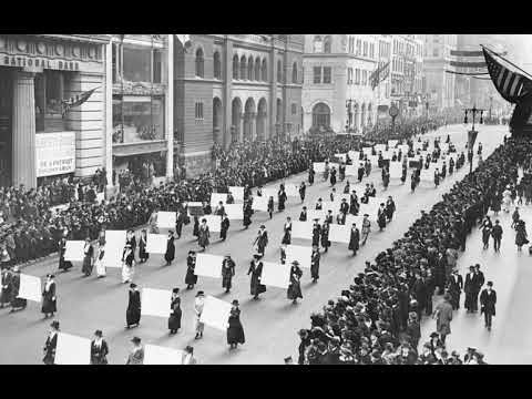Women's Suffrage In The United States | Wikipedia Audio Article