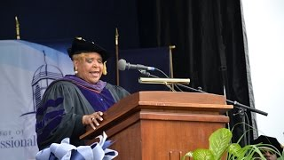 Patrica Russell McCloud Lincoln University Commencement Speech 2015