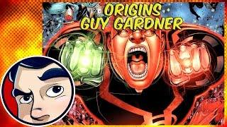 Guy Gardner Green  Red Lantern - Origins
