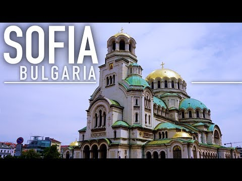 How To Spend Your First Day In Sofia! | Bulgaria On A Budget 🇧🇬